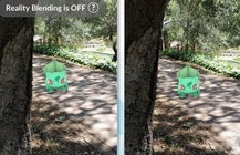 Niantic's latest AR features add realism to Pokémon Go | VentureBeat