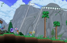 Terraria smashes its player count records, becoming Steam's fourth most-played game | PCGamesN