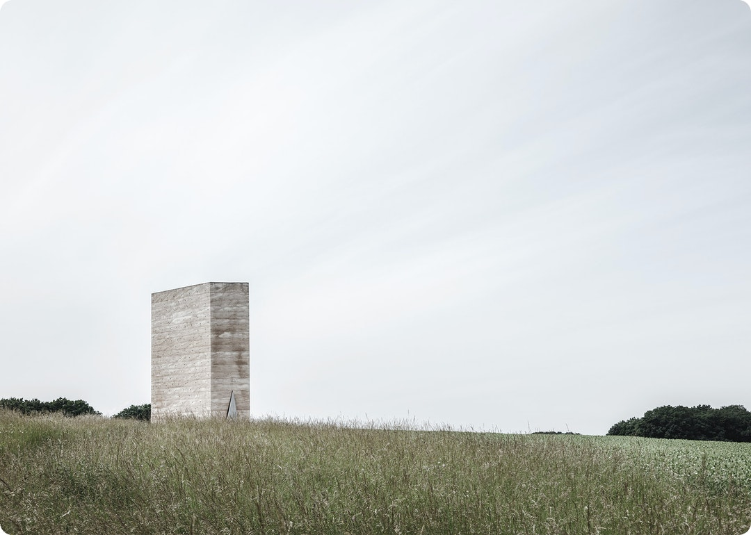 Bruder Klaus Field Chapel by Peter Zumthor