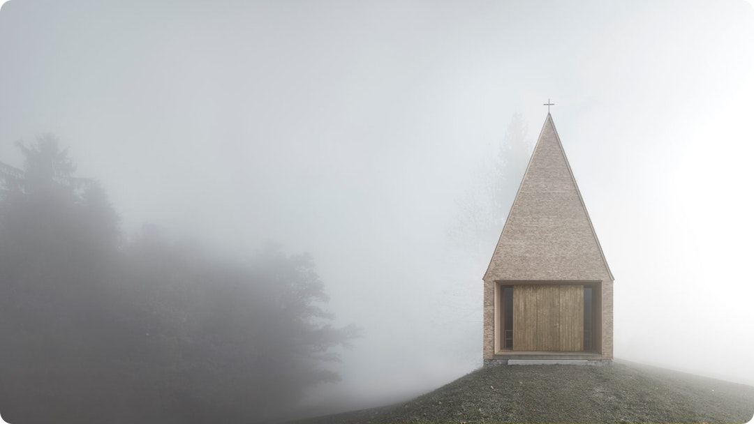 Kapelle Salgenreute by Bernardo Bader Architects
