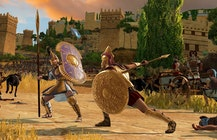 Total War Saga: Troy -- Fighting the epic battles of gods and heroes