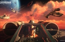 'Star Wars: Squadrons' will let you pilot an X-wing in VR | Engadget