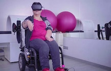 WalkinVR Add-on Makes VR More Accessible to Disabled Gamers, Steam Launch Next Week | Road to VR
