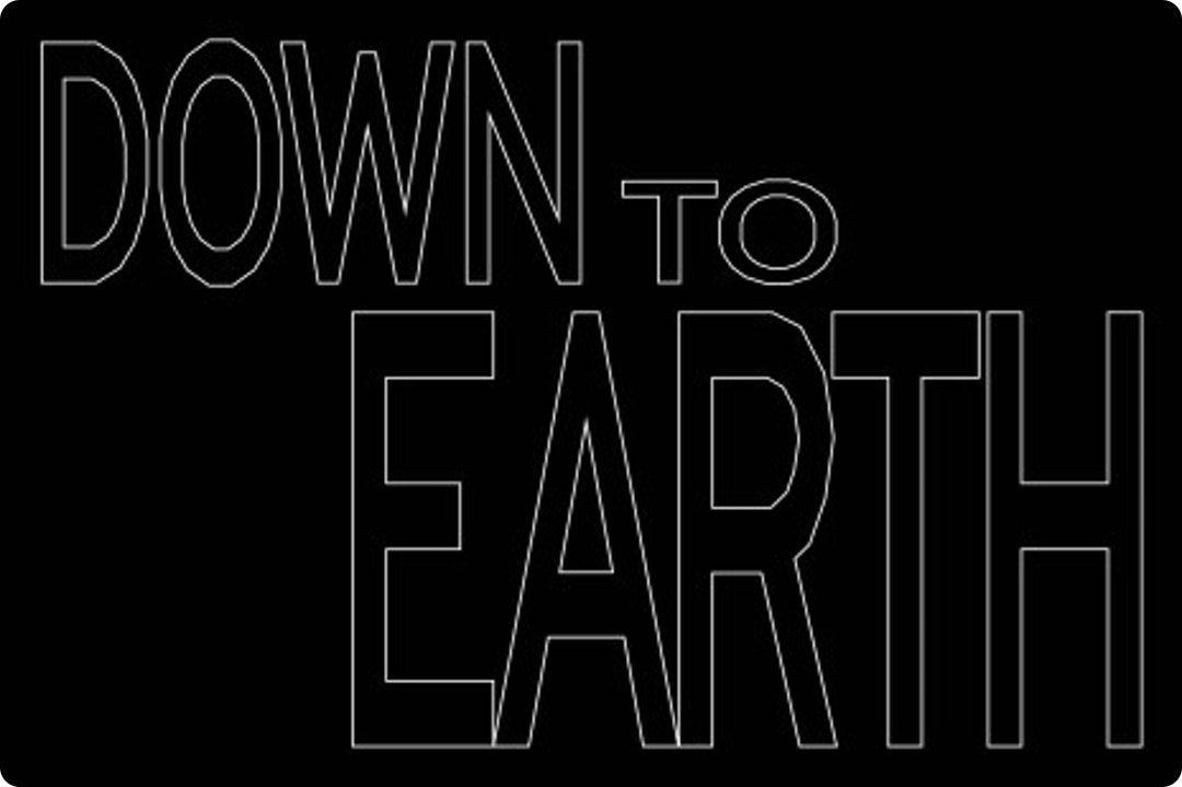 Down to Earth: Climate, art, discourse unplugged