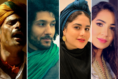 Smithsonian's Freer and Sackler Galleries Present Transcendence: A Virtual Sufi Music Festival