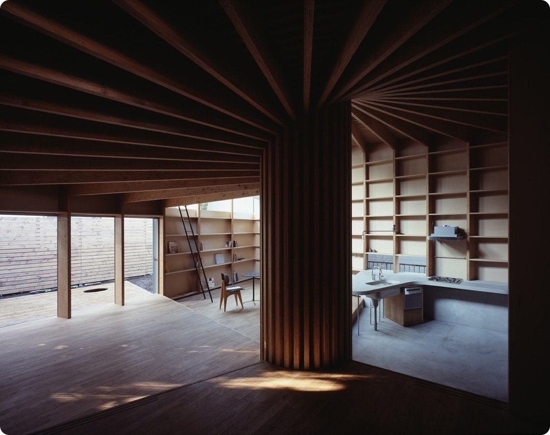 Tree House by Mount Fuji Architects