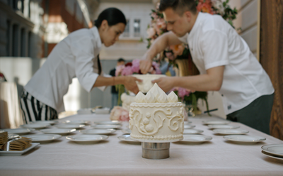 A Parade of Cakes Fit for Versailles