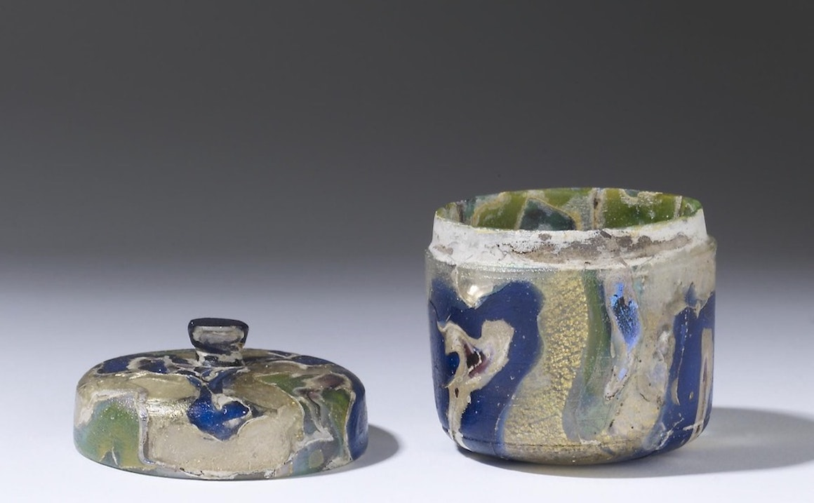 Seeing Through the History of Ancient Roman Glass