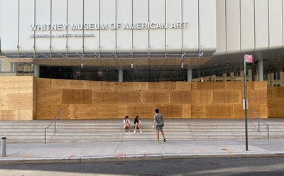 Why Did the Whitney Museum Cancel a Political Art Exhibition?