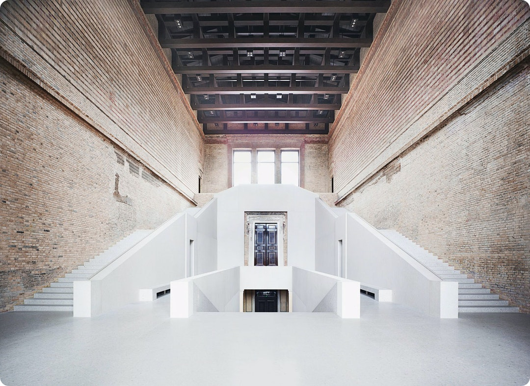 Neues Museum by David Chipperfield Architects and Julian Harrap