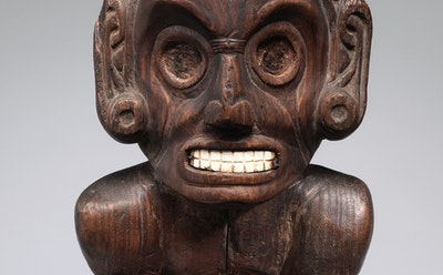The Artistic World of the Taíno People