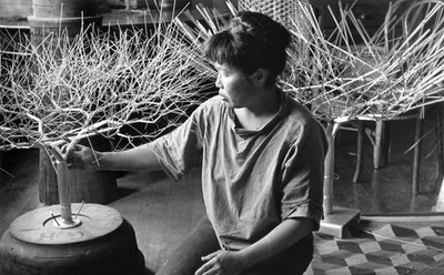 Ruth Asawa's Life and Legacy, in Both Art and Education