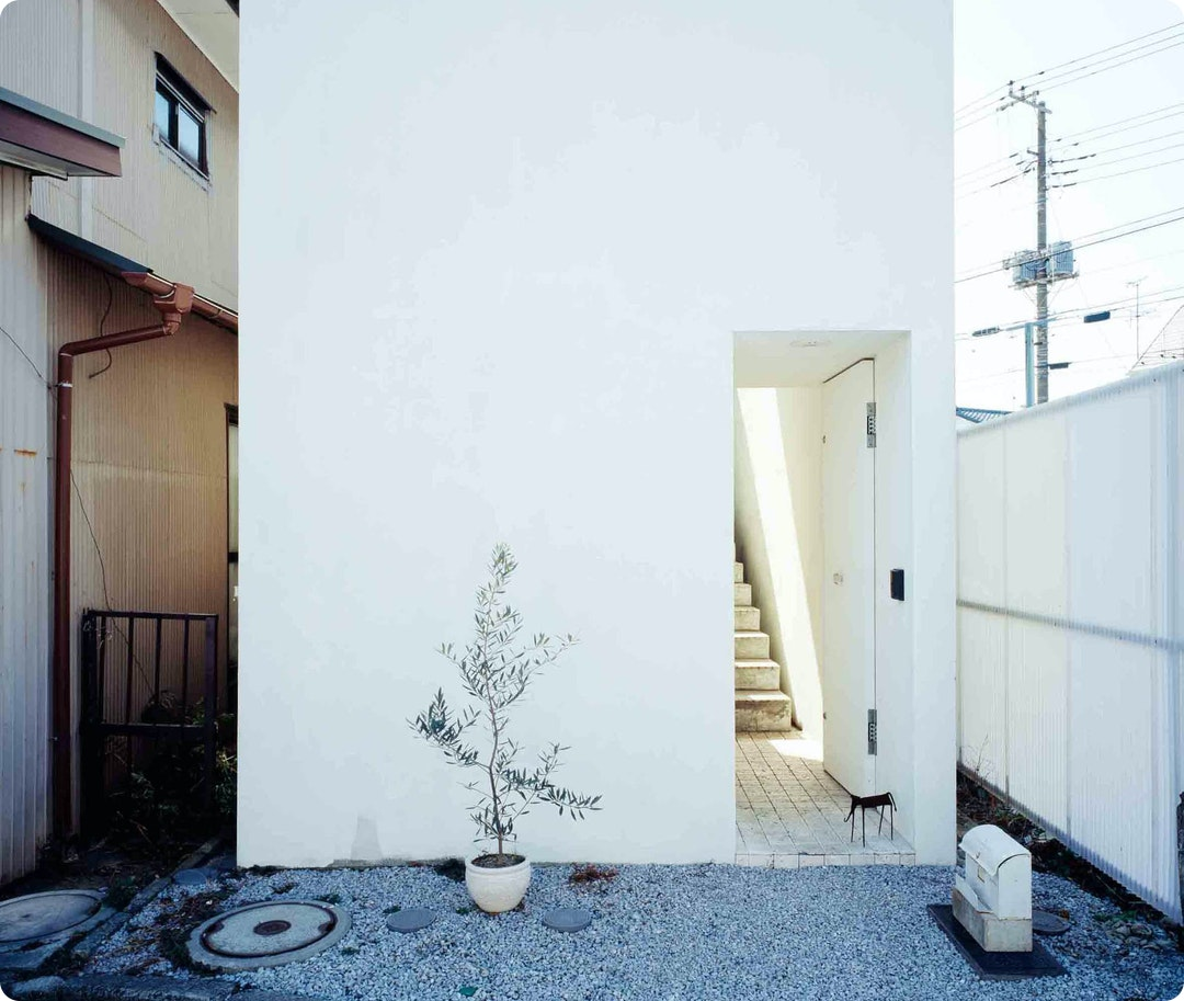 Love House by Takeshi Hosaka