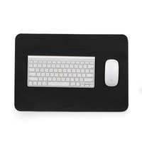 A3 Leather Desk Pad Black