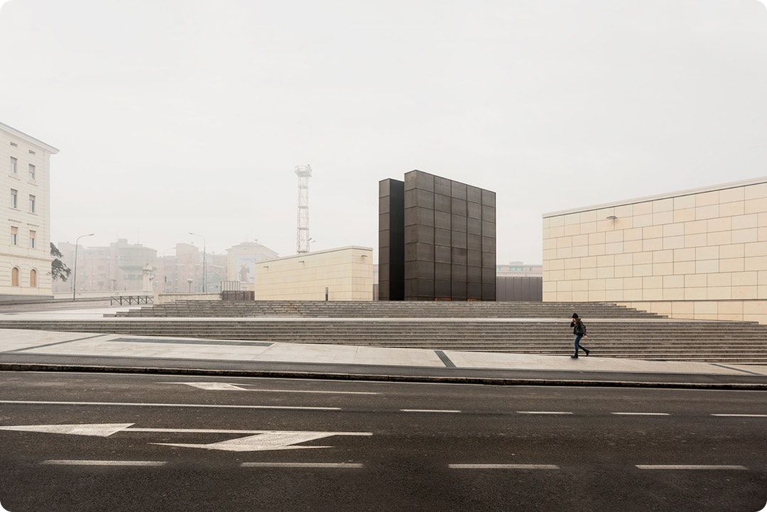 Bologna Shoah Memorial by SET Architects