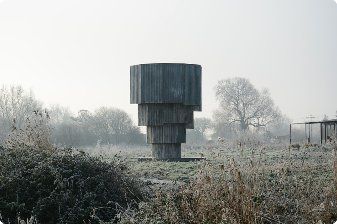 The Wilderness Tower by Marcus Jefferies
