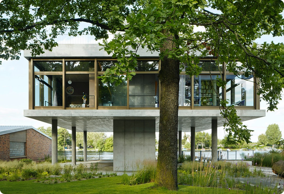 House on the Spree by Tanja Lincke Architects