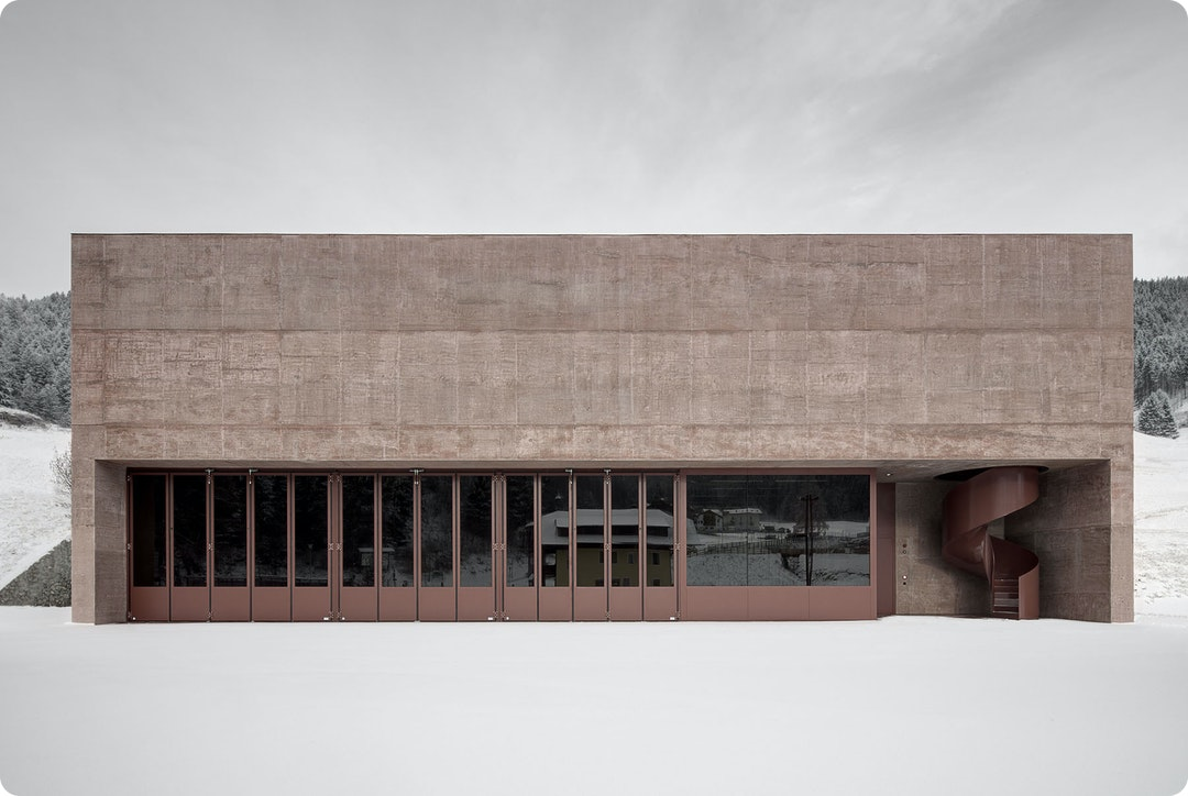 The Rose of Vierschach by Pedevilla Architects