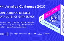 Meet us at DN Unlimited Conference