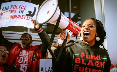 Telling the Stories of the Women Behind Chicago's BLM Movement