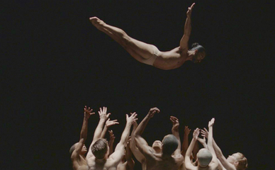 What 30-Year Old Dance Work 'D-Man in the Waters' Can Teach Us About Coping with a Pandemic