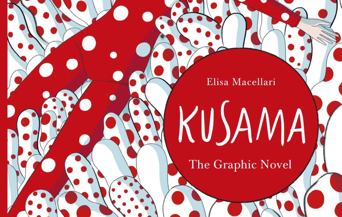 Yayoi Kusama's Self-Portrait as a Young Provocateur