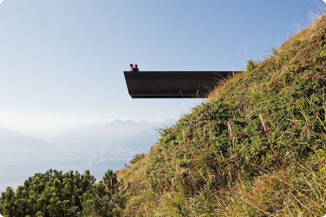 Path of Perspectives Panorama Trail by Snohetta