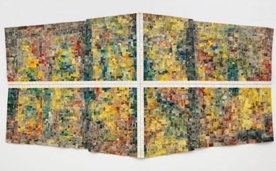 Jack Whitten's Infinite Galaxies of Abstract Light and Color