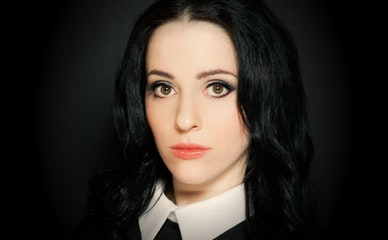 Message from the Library with Molly Crabapple