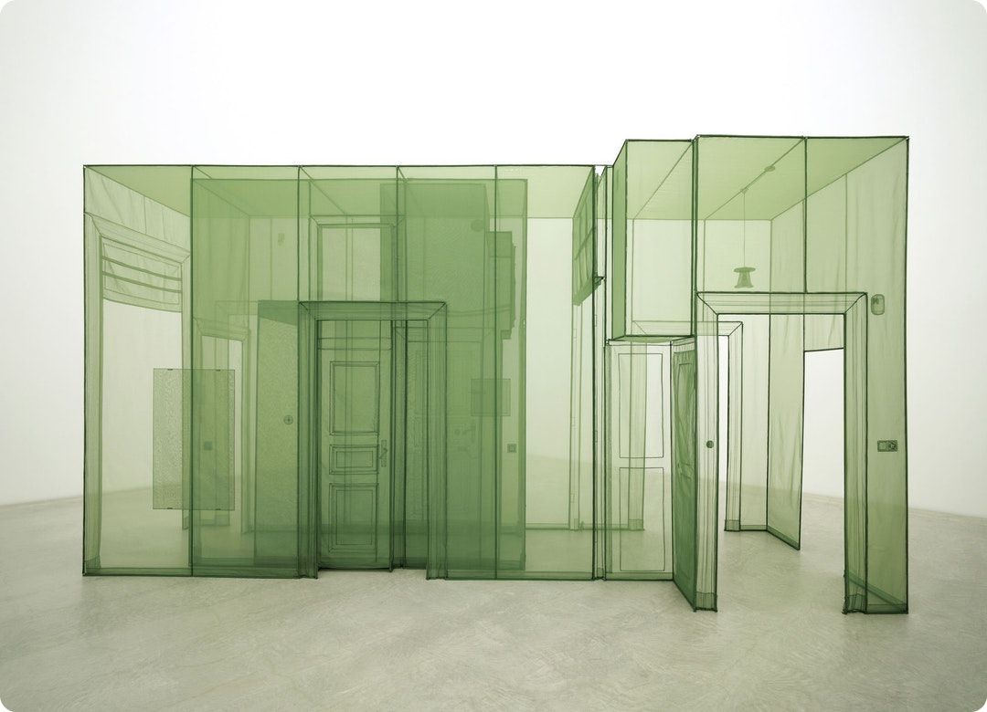 Selected works by Do Ho Suh