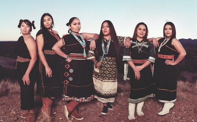 """The World I Wish People Knew"": Photographer Cara Romero on Redefining Contemporary Native art"