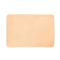 A3 Leather Desk Pad Natural