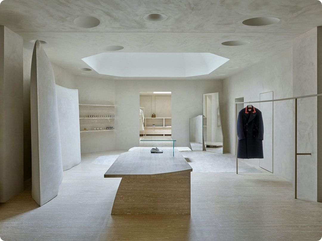 Maison Margiela Bruton Flagship Store by Anne Holtrop