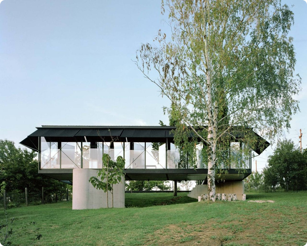 The Avala House by TEN Studio