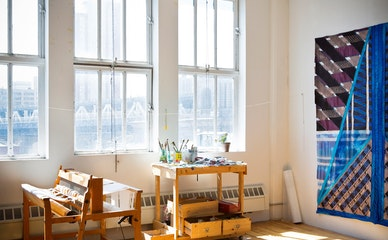 Apply for Rent-free Studio Space in Brooklyn Through the Sharpe-Walentas Studio Program