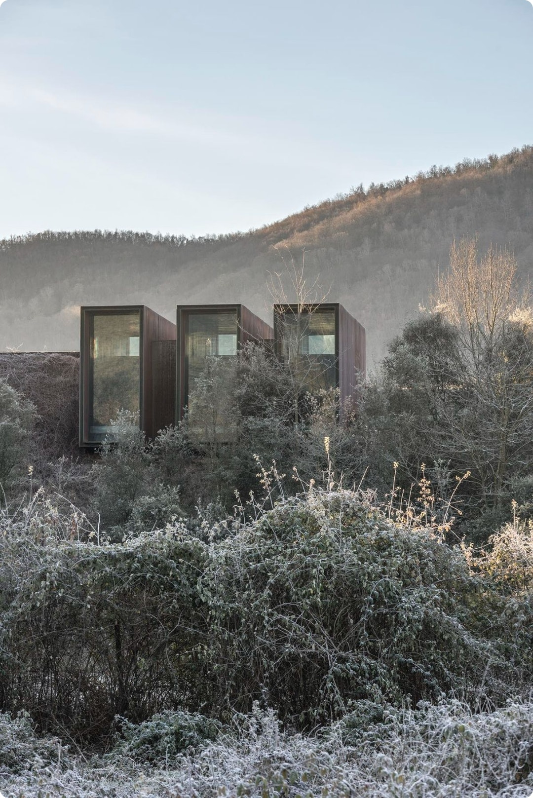 Horizon House by RCR Arquitectes