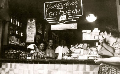 A Loving Tribute to the Egg Cream, New York's Classic Drink