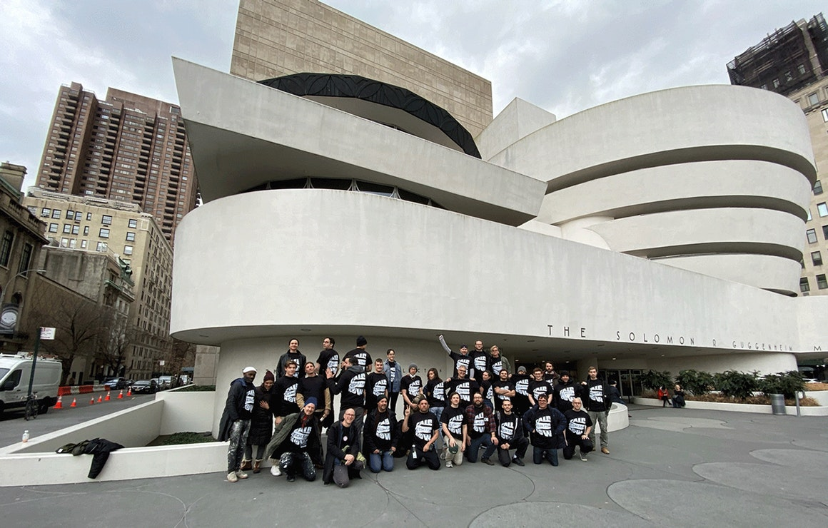 Guggenheim Signs Contract With Union After a Year of Tense Negotiations
