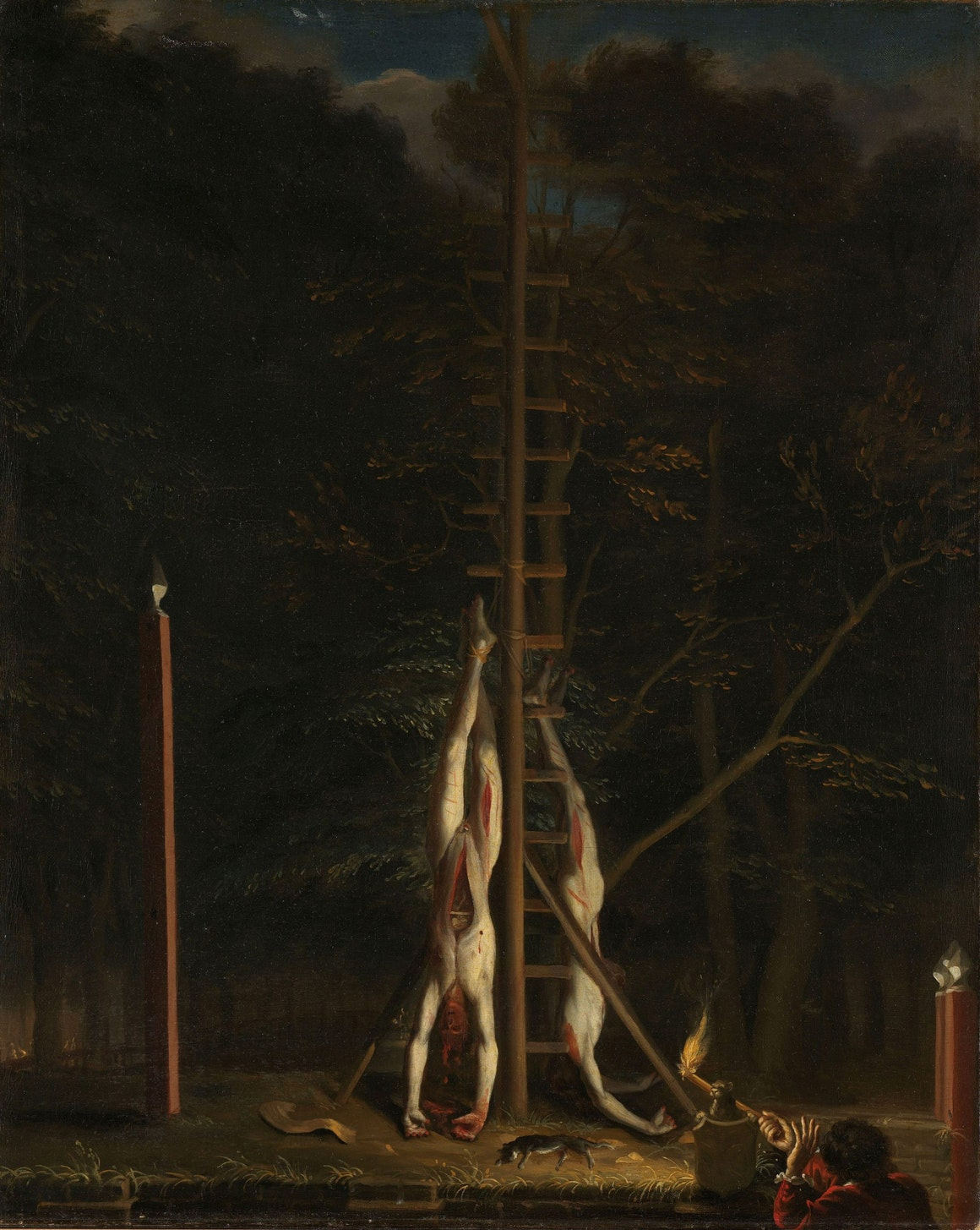 How a Dutch Painting Dominates the Way We See a 17th-Century Lynching