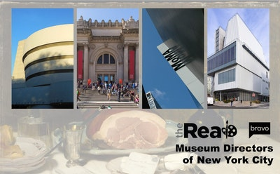 Six NYC Museum Directors Sign on for Bravo's Latest Reality Show