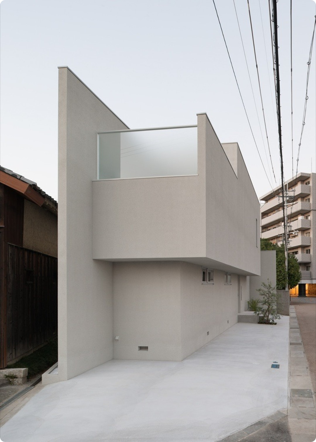 House of Reticence by FORM Kouichi Kimura