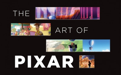 25 Years of Pixar's Vibrant, Emotional Color Palettes