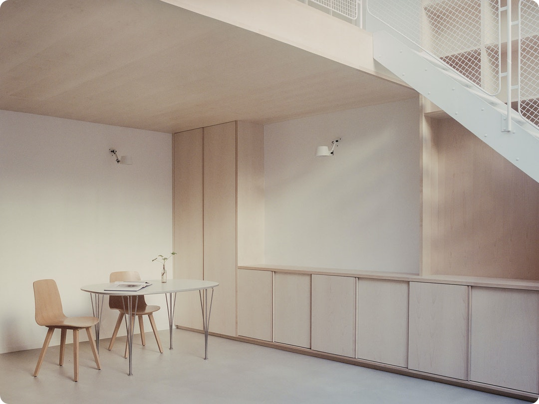 Submission: Jean Moulin Atelier – House by Atelier NEA