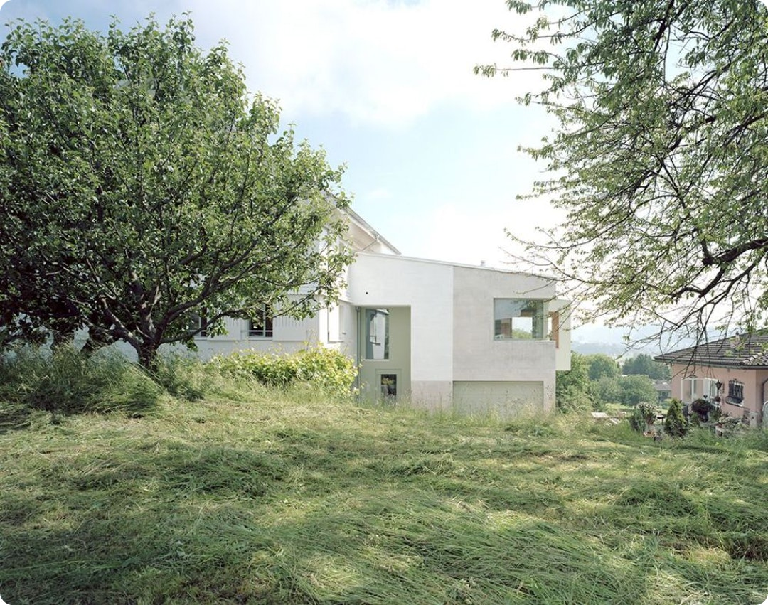 Farmhouse in Werthsteig by Uli Mayer + Urs Hüssy