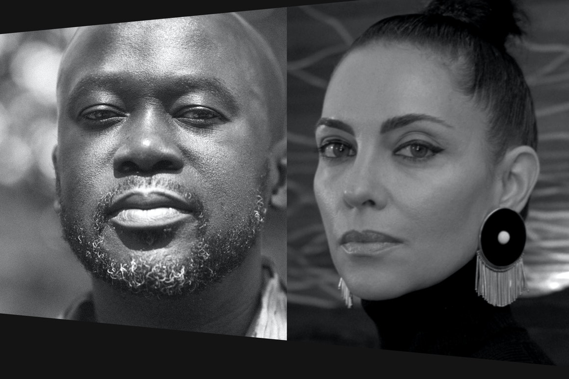 Stanford Arts Presents a Conversation With Teresita Fernández and Sir David Adjaye