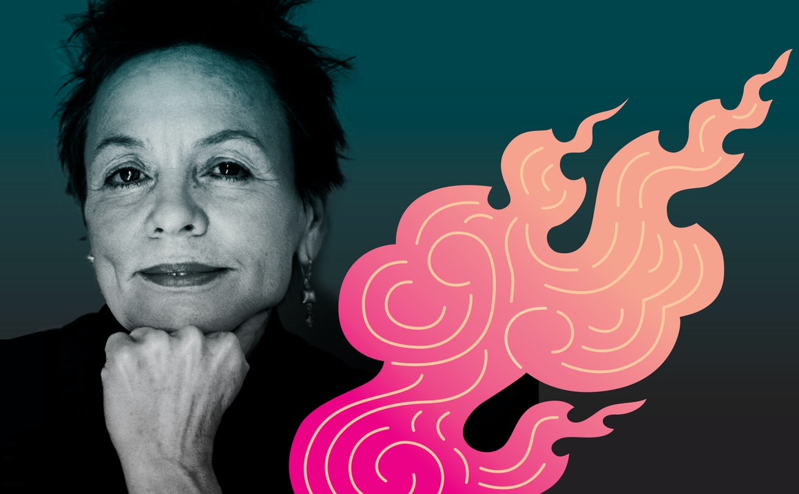 Laurie Anderson Hosts the Rubin Museum's New Podcast AWAKEN